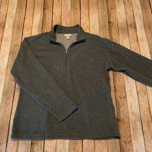 L.L. Bean Tops - L.L Bean Women's Quarter Zip Pullover